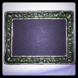 Danforth Pewterers Rustic Picture Frame
